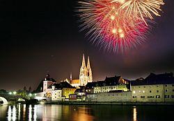 Regensburg Silvester